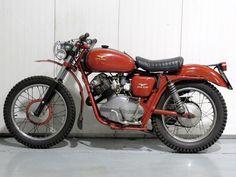 1960 Moto Guzzi Lodola