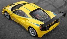 488 Challenge 3,9 lit Bi-Turbo