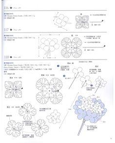 Lace crochet best pattern № 124 2014