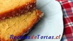 Para los que no les gusta el chocolate o les cae muy pesado, les traemos esta receta de torta con una llovizna de limón, una receta muy fácil de preparar.