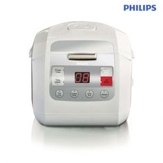 Philips Fuzzy Logic Rice Cooker HD3030/62