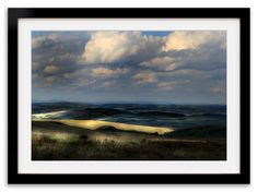 """""""Over the Hills"""" by Anne Costello, LokoFoto.com.   Taken on Bragan Mountain, Monaghan, Ireland."""