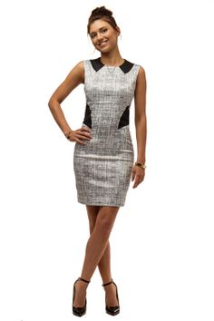 Classic Cityscape Dress- $129 www.masse.com.au - Great quality workwear for the office #workwear #style #spring The Office, Workwear, Peplum Dress, Store, Spring, Classic, Dresses, Fashion, Gowns