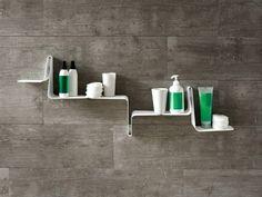 Fantastiche immagini in mensole da bagno su mobili