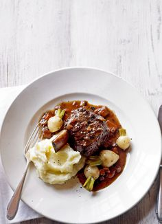 The best braised short ribs recipe. Bring gastro-pub style cooking to your kitchen with these tender beef ribs: slow cooking makes them so good, especially when served with the turnips and a side of mash.