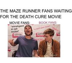 Sort of. They changed scorch Trials too much, I'm really scared that death cure will be like that too