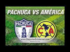 América contra Pachuca En Vivo  Fútbol Amistoso 30 junio 2016 Online p...