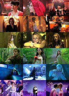 {Rainbow OUAT} Love Mr. Gold's face! Haha!