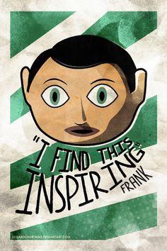 I Find This Inspiring ~ Frank by EduardoHurtado