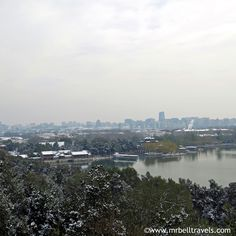 Looking down from Longevity Hill at the Summer Palace Beijing