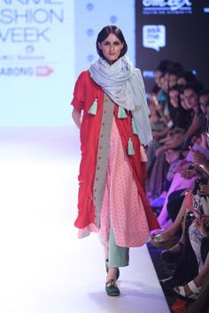 [Ka] [Sha] at Lakmé Fashion Week Winter/Festive 2015   Vogue India   Cat:- Fashion Shows   Author : - Pahull Bains   Type:- Article   Publish Date:- 08-30-2015