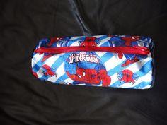 Trousse en tissu Spiderman