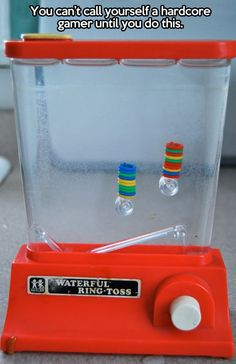 These were my handheld games when I was a kid. LOL