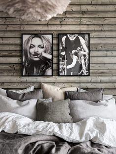Apartamento com decoração cinza e couro ~ Decoração e Ideias - casa e jardim