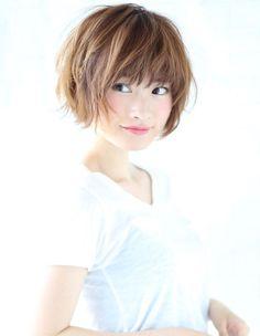 Kurzer Bob mit Augenmerkmalen gefüllt (NB-174) | Hair Catalog · Frisur · Frisur | AFLOAT (Afroute) Schönheitssalon · Schönheitssalon in Omotesando · Ginza · Nagoya - #AFLOAT #Afroute #Augenmerkmalen #Bob #Catalog #Frisur #gefüllt #Ginza #Hair #Kurzer #kurzhaar #mit #Nagoya #NB174 #Omotesando #Schönheitssalon