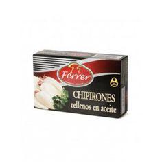 Chipirones en Aceite - S de Sabor