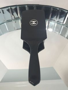 New Chanel Inspired Black Paddle Hairbrush $15.00 Only A Few Left #UNBRANDED