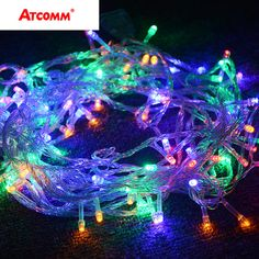Outdoor Lighting 4.5m String 50 Leds Star Solar Power Fairy Lights Holiday Lighting New Year Christmas Party Garden Tree Decoration String Lamp Possessing Chinese Flavors