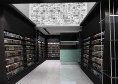 Interior | Loja Disco Place | Rio Preto Shopping Center | SP - BRASIL | by Douglas Branco.
