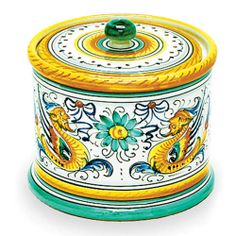 Rafaellesco from Deruta - find it at the Italian Pottery Outlet in Santa Barbara