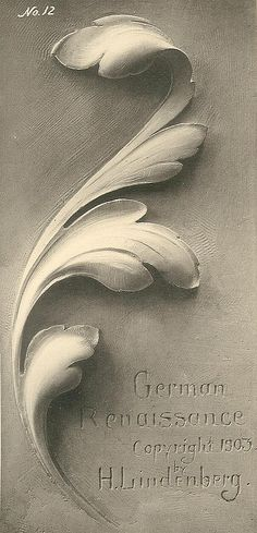 Acanthus-plate12-Renaissance_German-lg | Flickr - Photo Sharing!