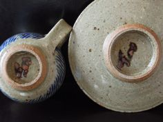 Studio Pottery Cup by William Plumptre