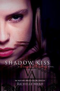 Vampire Academy by Richelle Mead, this is one of my favorite YA vampire series.