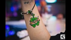 My lovely tattoo CLOVER ☺️