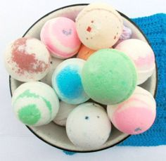 Bath bombs homemade natural wholesale 10 Extra by MegansSoapbox