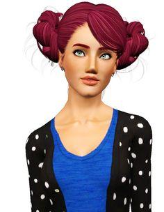 Die 71 Besten Bilder Von Hairstyles In 2019 Sims Hair Hair