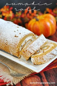 Pumpkin Roll | www.s