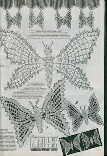 Butterfly with diagram (group #3)
