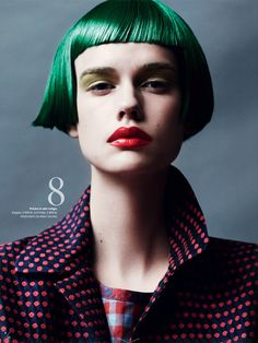VARENS NYA LOOKS: STINA RAPP WASTENSON BY MARCUS OHLSSON FOR ELLE SWEDEN FEBRUARY 2013