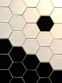 7 Fresh New Alternatives to Subway Tile Coverings 2013 Kitchen Tile Inspiration, Glass Brick, Hexagon Tiles, Style Tile, Wall Patterns, Simple Shapes, Kitchen Art, Subway Tile, How To Look Pretty