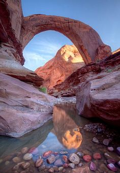 Rainbow Bridge   Lake Powell, Arizona