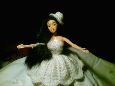 tuto gratuit Barbie ; petite culotte ; Marta à L'honneur