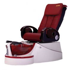 Pedicure Spa Chair equiped with luxurious components,it is a model you have never seen before. This pedicure spa will give its owners a peace-of-mind. Summer Pedicure Colors, White Pedicure, Manicure E Pedicure, Pedicures, Spa Chair, Massage Chair, Black French Tips, Nail Salon Furniture, Spa Pedicure Chairs