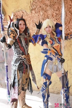 Aion (Cosplay)