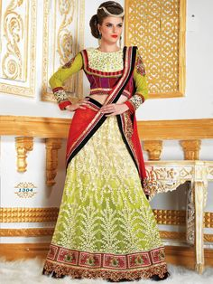 Wedding Lehenga Designs at Mirraw.