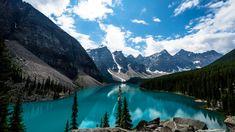 Moraine Lake, Lake Louise, Banff National Park, Canada