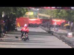Drag Bike Tulungagung 2015 - Yamaha Fizr Gagal Finish Mesin Rusak
