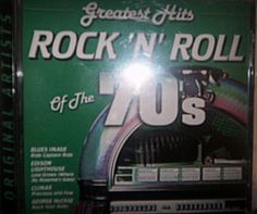 Lot of 2.70's Hits CD Greatest Hits Rock 'N' Roll of the 70's and 70's Radio  #RocknRoll