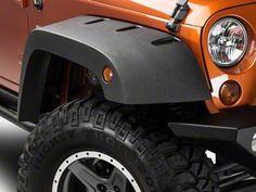 Barricade Jeep Wrangler Rivet Style Fender Flares J102427 (07-18 Jeep Wrangler JK) Jeep Wrangler Jk, C10 Chevy Truck, Lifted Ford Trucks, Chevy Trucks, Jeep Fenders, Jeep Garage, Jeep Brand, Jeep Accessories, Fender Flares