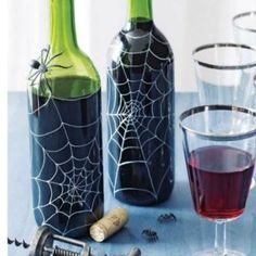 Update your living room, kitchen, and more with these creative Halloween decorations. Happy crafting!