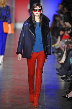 Paul Smith, FW 2013/14. pants + boots!