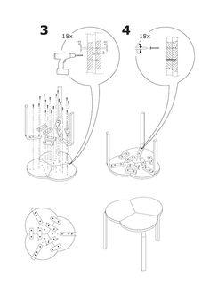 Designer Creates IKEA-Style Instruction Manuals On Hacking Stools, I love it.