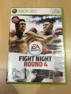 Featuring a brand new physics engine and a roster of more than 40 of history's greatest boxers, EA's critically lauded boxing series ends its three-year hiatus with one more run at the title in Fight Night: Round 4. The new physics engine was designed to simulate the full range of potential punches, defense, and ring movement, and distinctive styles have been created to reflect boxers' real-life height, reach, footwork, and skills as a brawler, counter-puncher, or inside fighter. The roster…