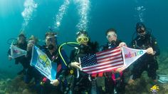Kids Sea Camp Socorro Islands Dec. 27th- Jan 4th 2018-2019  Dive Deals  Join celebrate with Tom and Margo on the Rocio Del Mar in the Socorro Islands over the New Year holiday season.  If you like our pins please follow us: http://ift.tt/2qGg6EH