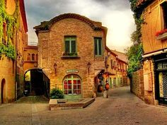Side Street, Carcassonne, France - must visit!  photo from tedisoo