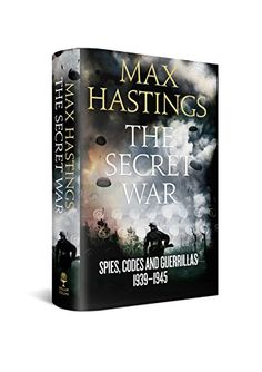 The Secret War: Spies, Codes and Guerrillas 1939-1945 by ... https://www.amazon.co.uk/dp/0007503741/ref=cm_sw_r_pi_dp_VVjoxbN12DSME